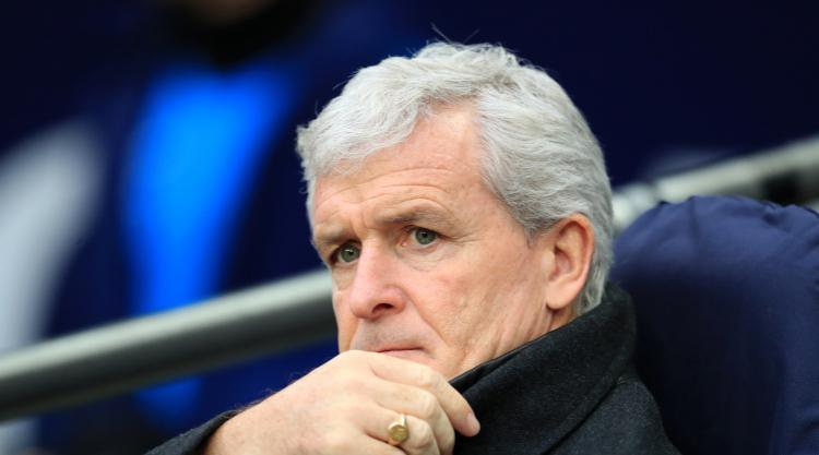 Mark Hughes wants Stoke players to be inspired by fans' anger
