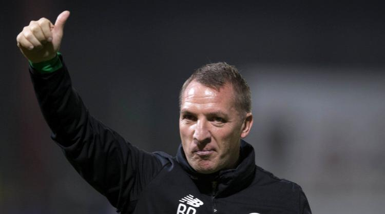 Rodgers believes Celtic don't need to provoke Rangers striker Morelos