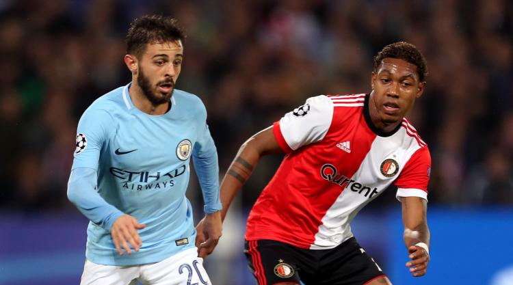Bernardo Silva expects to improve by playing for Manchester City