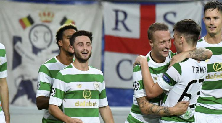 Celtic bounce back from PSG humbling by easing to victory at Anderlecht