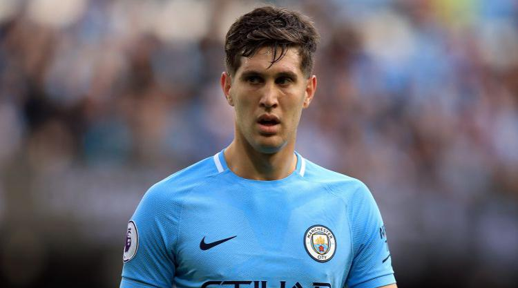 Stones believes competition for places is bringing the best out of City