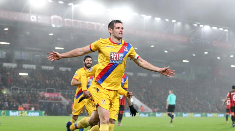 Allardyce's Palace break Premier League duck with win at Bournemouth