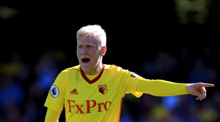 Watford new boy Hughes 'massively excited' about possibility of facing Liverpool