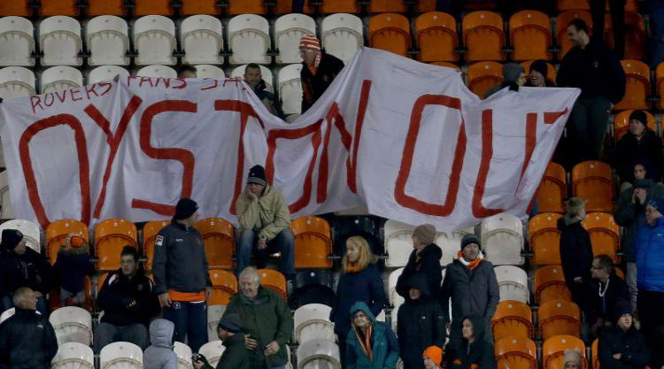 Blackpool put up for sale by Oyston family