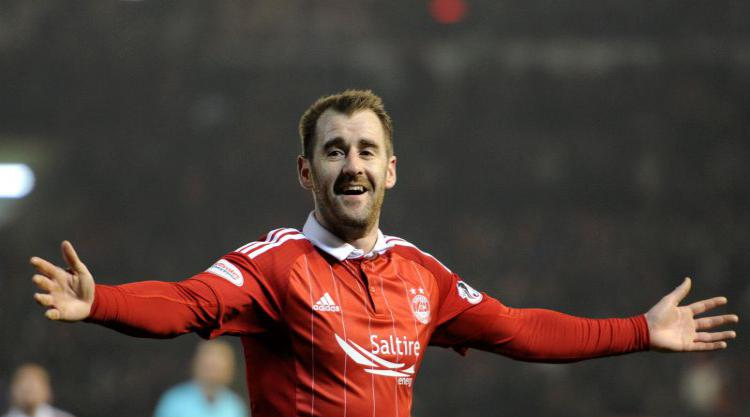 Niall Mcginn Set For Aberdeen Return