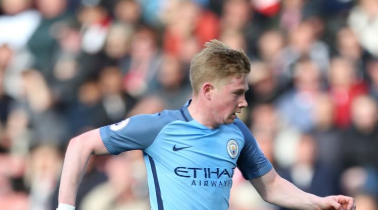 Gabriel Jesus lauds Manchester City team-mate Kevin De Bruyne