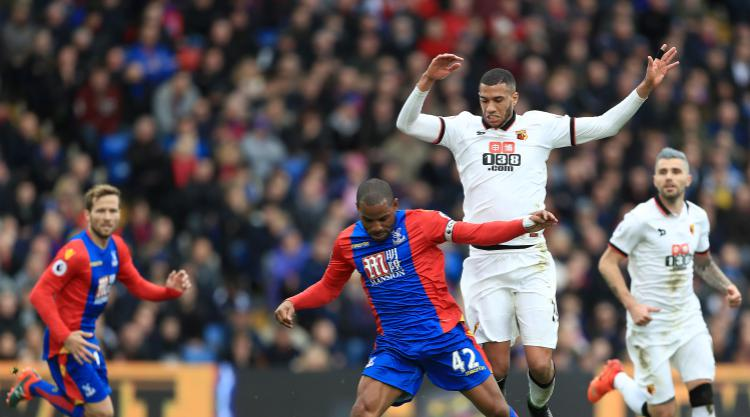 Jason Puncheon says Crystal Palace are now comfortable playing at home