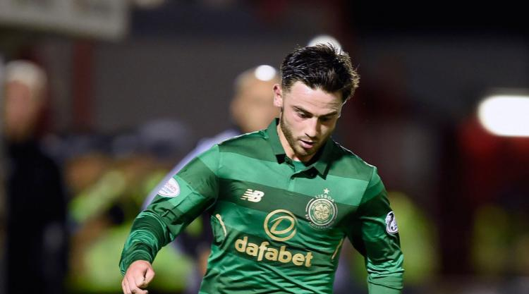 Brendan Rodgers happy to have Patrick Roberts back in Celtic line-up