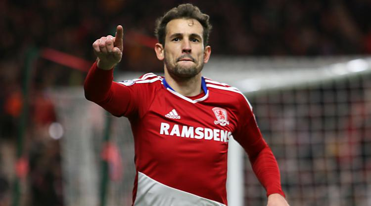 Boro avoid major scare as Stuani late goal sees off resilient Oxford