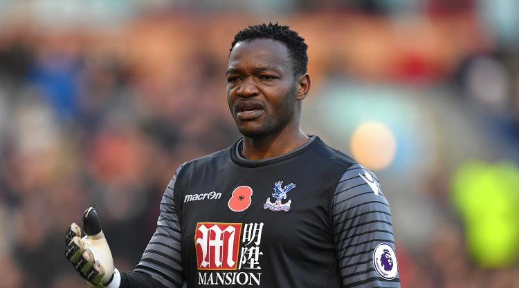 Steve Mandanda returns to Marseille after Crystal Palace spell