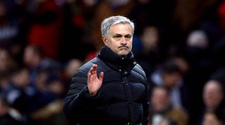 Manchester United boss Jose Mourinho claims he is calmer than Jurgen Klopp