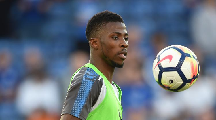 Leicester's Kelechi Iheanacho sees specialist over toe injury