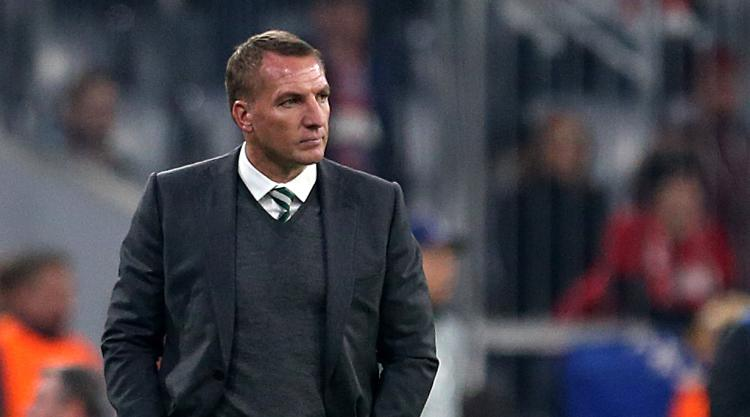 Brendan Rodgers will stick to Celtic game plan