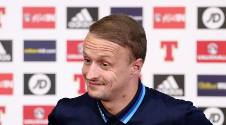 Celtic striker Leigh Griffiths 'trying too hard' for first Scotland goal