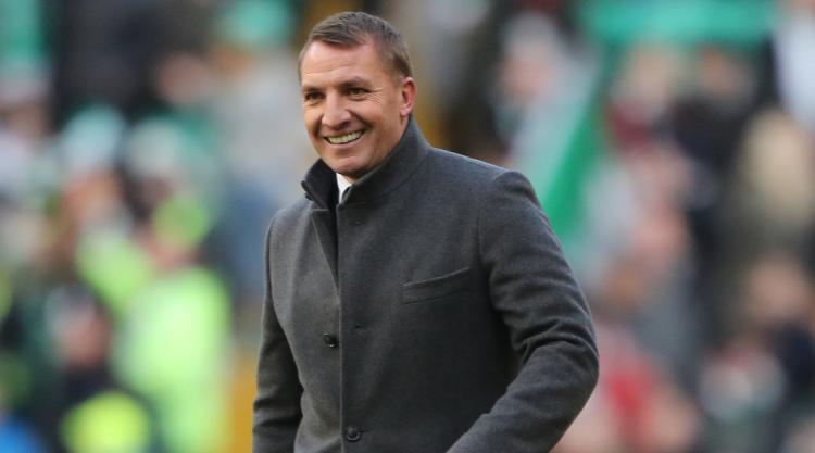 Boss Brendan Rodgers hails 'incredible run' as Celtic ease past Hearts