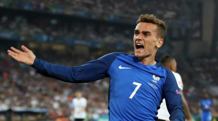 Griezmann, Ronaldo and Messi on three-man shortlist for Best FIFA Player Award