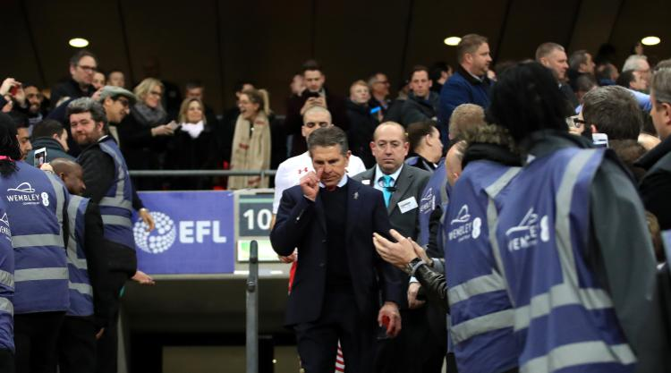 Claude Puel not looking for revenge when Southampton host Manchester United