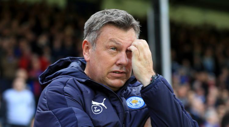 Craig Shakespeare wants Leicester to pile on the points after tough start