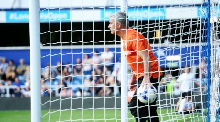 Celebrities and football stars team up for Game4Grenfell