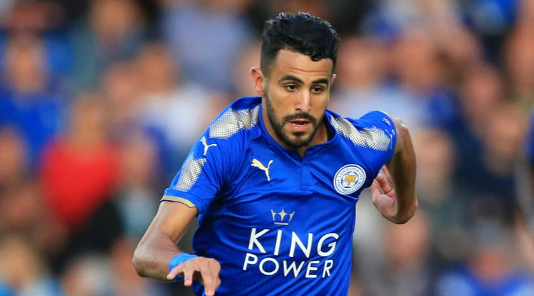 Roma wait on answer from Leicester about Riyad Mahrez but refuse to increase bid