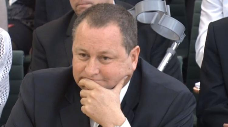 Mike Ashley waits on second bid for Newcastle