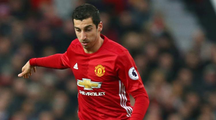 Manchester United squad depth encouraging to Henrikh Mkhitaryan