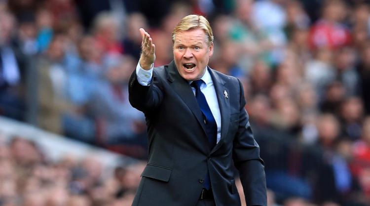 Koeman unimpressed by conquerors Manchester United despite heavy defeat