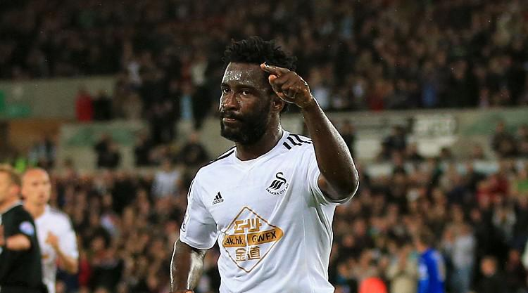 Bony And Sanches Return For Swansea