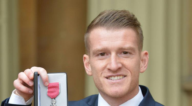 Southampton skipper Steven Davis proud to receive MBE for services to football