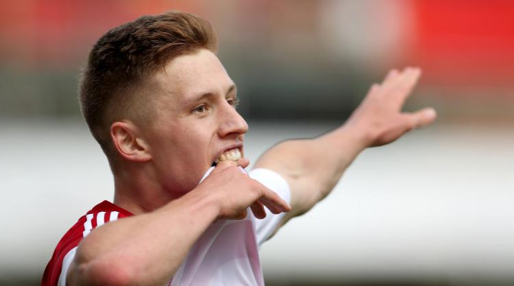 Greg Docherty strike secures Ladbrokes Premiership football for Hamilton