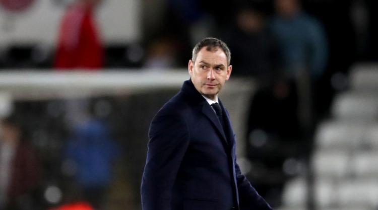 Crystal Palace not out of relegation scrap just yet - Swansea boss Paul Clement