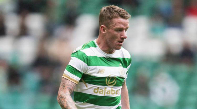 Broken Leg Misery For Celtic Winger Jonny Hayes