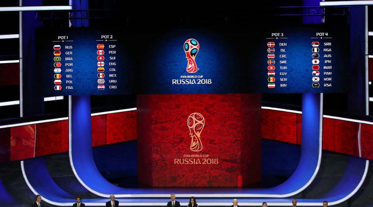 How social media reacted to England's World Cup draw