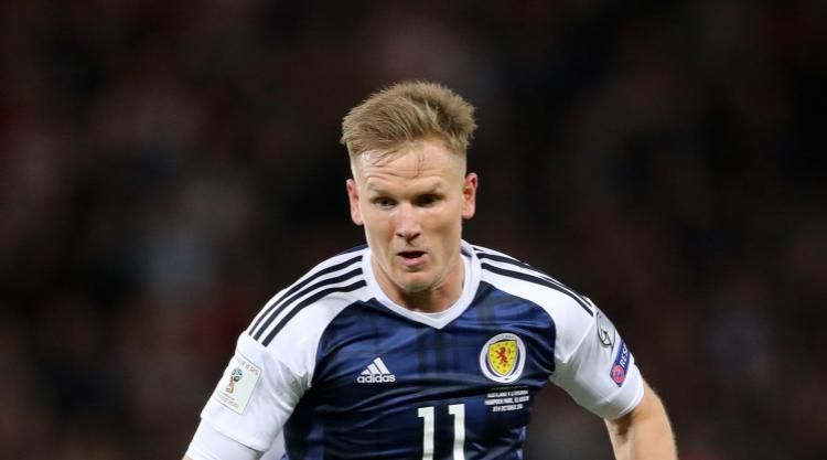Ritchie and Hanley back in Scotland squad for World Cup qualifiers