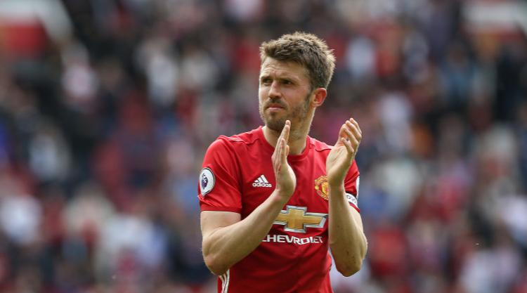Michael Carrick pens new one-year deal at Manchester United