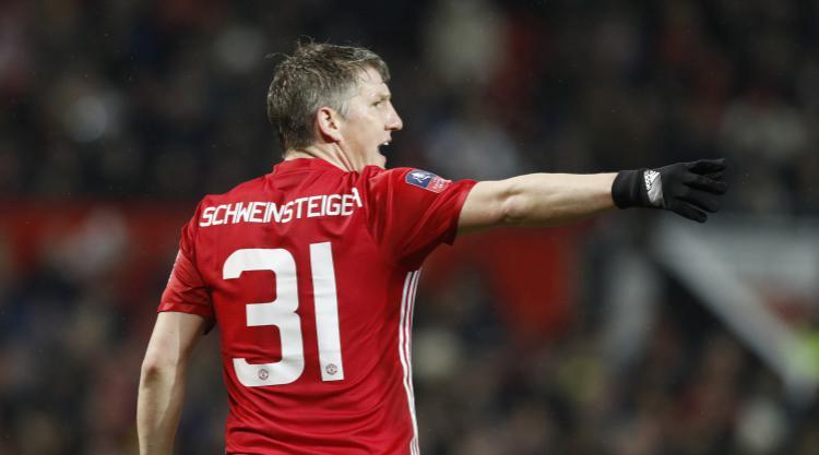 Bastian Schweinsteiger joins MLS side Chicago Fire