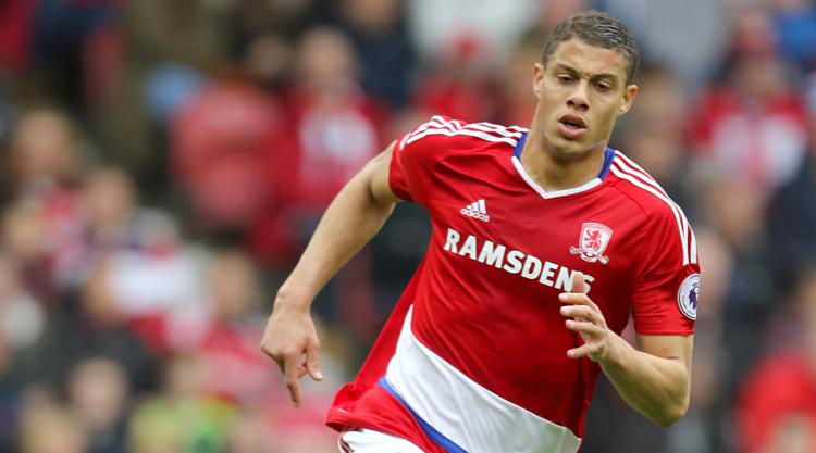 Rudy Gestede dismisses bite speculation following clash with Eric Bailly