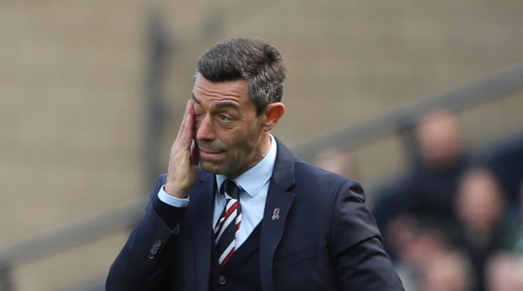 Rangers boss Caixinha accuses players of embarrassing him, the club and fans