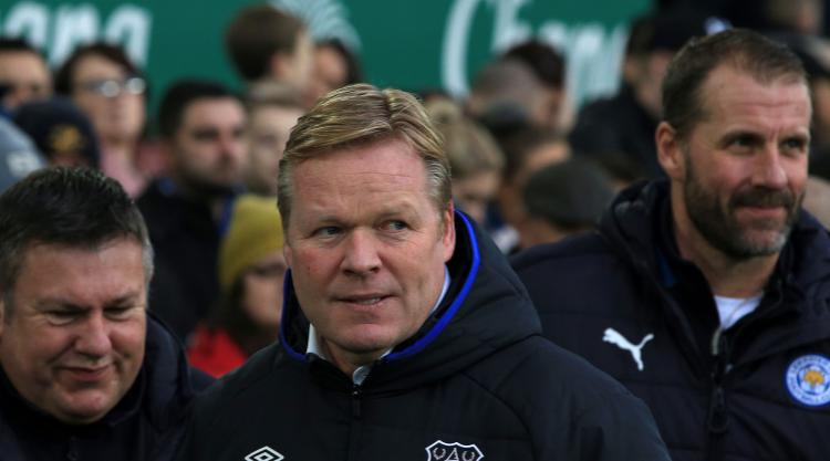 Ronald Koeman acknowledges Everton's flaws after FA Cup exit to Leicester