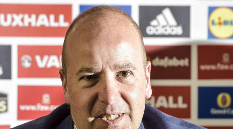 FAW chief to face no further action over Wales boss comment