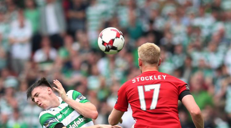 Cup final injury leaves Kieran Tierney needing mouth surgery