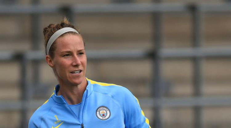 Karen Bardsley signs new two-year deal with Manchester City Women
