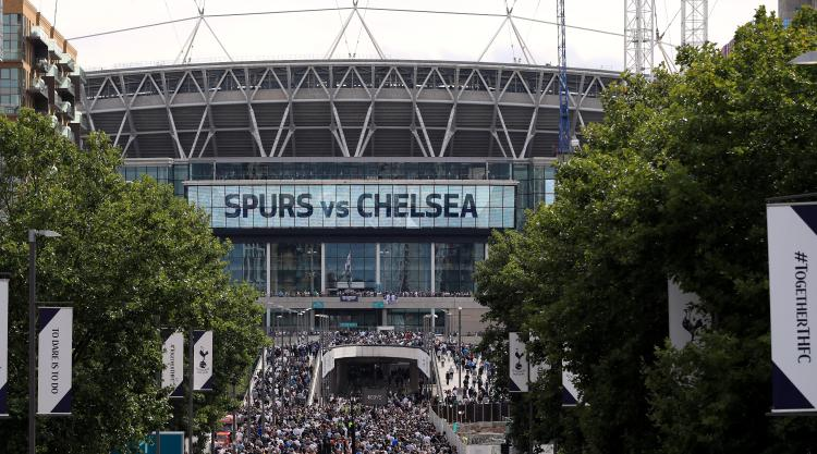 Psychology professor says Spurs players will be feeling the pressure of Wembley