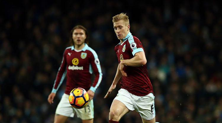 Burnley out to create a Spurs set back