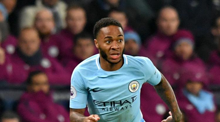 Police investigating racially aggravated assault on Man City's Raheem Sterling