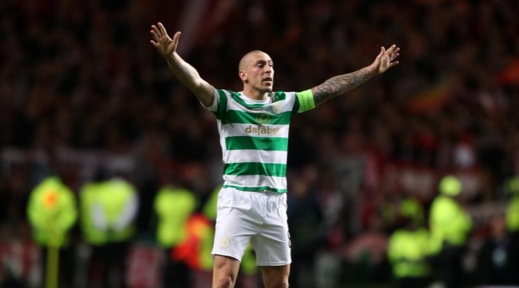 Scott Brown challenges Celtic team-mates to prove boss Brendan Rodgers wrong