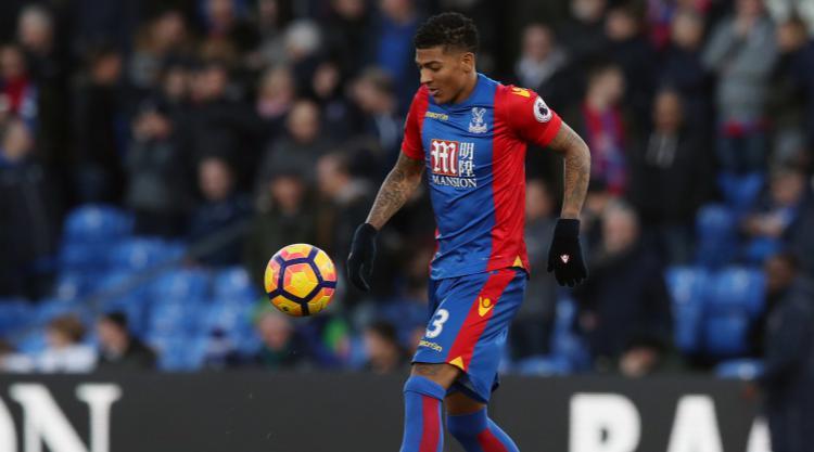 Palace starting to feel Allardyce effect, says Van Aanholt
