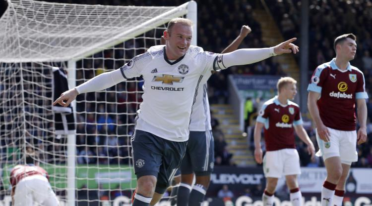 Rooney focused on helping United to Europa League glory and top-four finish