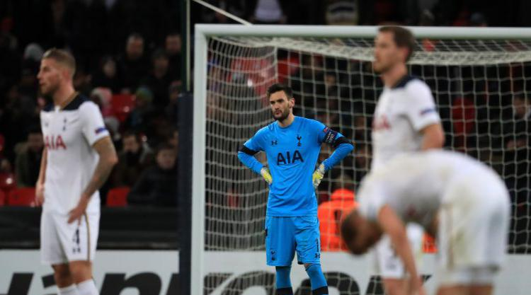 Mauricio Pochettino defends Dele Alli after Spurs crash out of Europa League