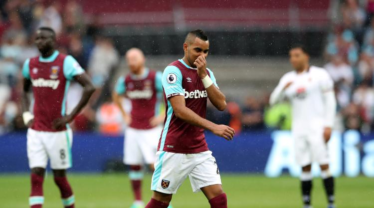 West Ham and Marseille remain apart on fee for Dimitri Payet